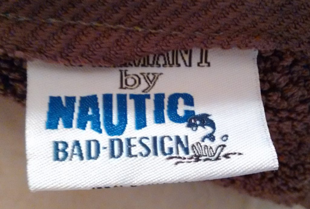 """Bad-Design"" Label"