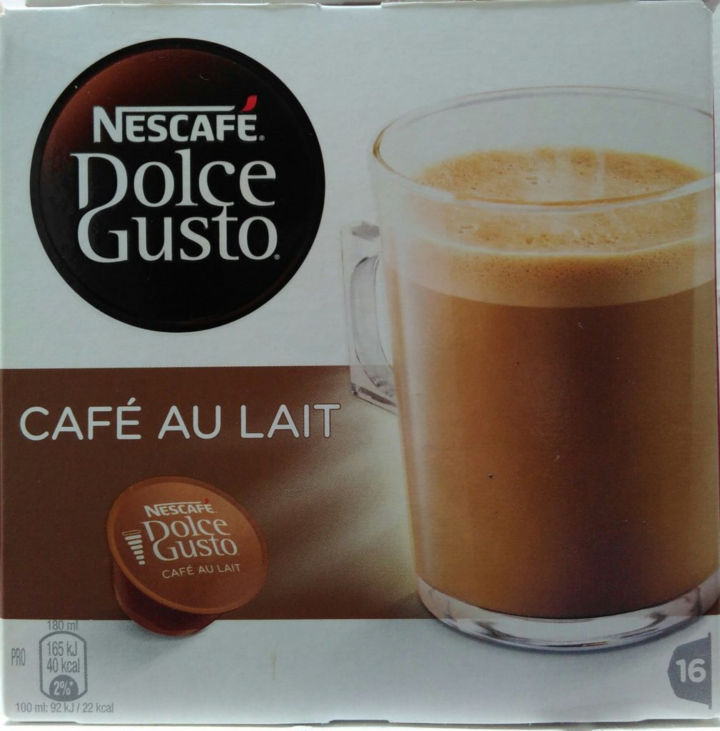 Non-dolce gusto