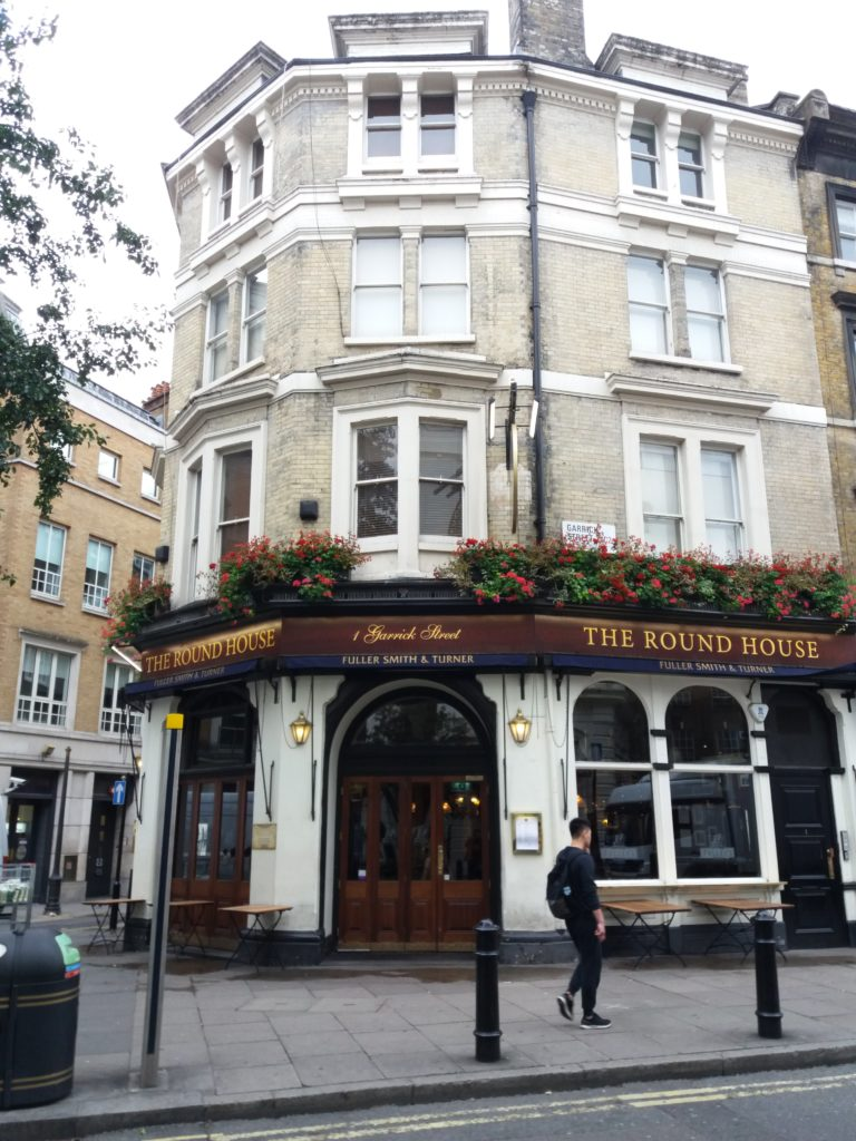 The Round House, London